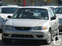02 Toyota Corolla LE  Year :2002 Make:Toyota Model: for sale  British Columbia