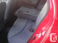 Make Toyota Model Echo Colour red Trans Automatic kms