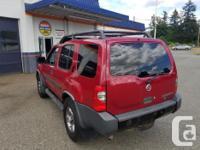 Make Nissan Model Xterra Year 2003 Colour Maroon kms