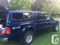 Make Dodge Year 2004 Colour Navy Blue Trans Automatic