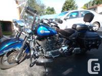 Make Harley Davidson Year 2004 kms 1234 Run with the