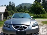 Marketing my 04 Mazda 3 GT 2.3 L 7100 obo, has