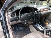 Make Chrysler Colour L/Blue Trans Automatic kms 184500