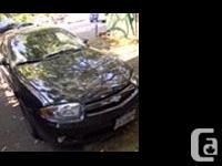 Make Chevrolet Model Cavalier Year 2005 Colour Black