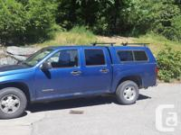 Make Chevrolet Model Colorado Year 2005 Colour blue