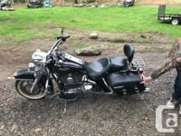 Make Harley Davidson Model Road King kms 40000 Brand