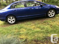 Make Honda Year 2006 Colour Blue Trans Automatic kms