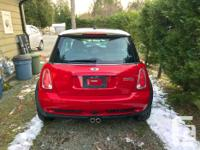 Make Mini Model Cooper S Year 2006 Colour Red kms