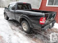 Make Ford Model Ranger Year 2006 Colour black kms