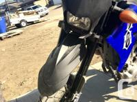 Make Yamaha Year 2006 kms 19000 Road legal 2006 Yamaha