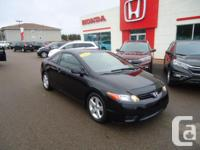 Make Honda Version Civic Coupe Year 2007 Colour Black