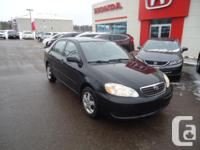 Make. Toyota. Model. Corolla. Year. 2007. Colour. for sale  Prince Edward Island