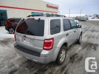 Make Ford Model Escape Year 2008 Colour Silver kms