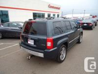 Make Jeep Model Patriot Year 2008 Colour Grey kms