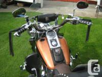 Make Harley Davidson Model Softtail Year 2008 kms 3000