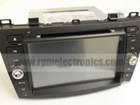09-13 MAZDA 3 Manufacturing plant Fit In-Dash DVD BT
