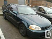 Selling my mint condition 1997 Honda Civic si with