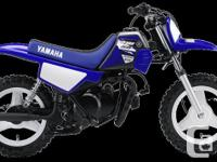2015 YAMAHA PW50One of the industry's best-selling