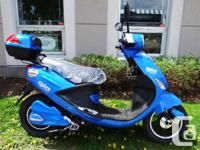 Gio Italia 500W Electric ScooterClassed as a Limited