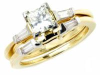 Stunning 1.35 Carat T.W. Multi Diamond Engagement Ring