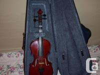 Top quality starter violin for child age 5 to 8