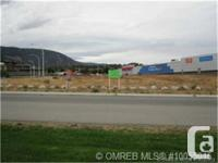 1.5 acre industrial lot available in Westside Getting.