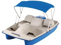 FEATURES Built-in 30 pound. thrust electric motor for