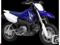 2015 YAMAHA TTR50Our littlest TT-R boasts big YZ