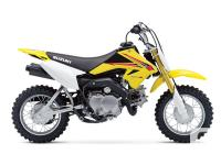 2015 SUZUKI DR-Z70One look at the DR-Z70's ten inch