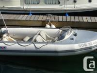 Looking for an inflatable? This Avon seats four and is