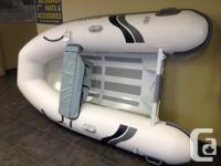 NEW 2014 CL260 INFLATABLE BOAT FEATURING A DOUBLE