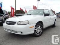 Chevrolet Malibu 2003 .Transmission automatique ,