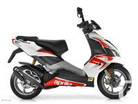New 2009 Aprilia SR 50 Aprilia SR50 R Factory -