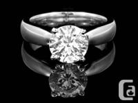 Problem Free Diamonds.  Jewelry Box Included.  When you