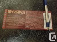 1 hard copy ticket available for Shambhala festival.