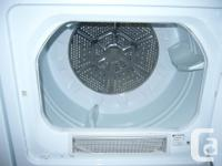Price is for a Set of Pro Moffat Full Size Washer/Dryer