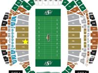 We have either 1 or 2 Rider season tickets for sale.