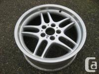 For those looking to replace a wheel damaged beyond
