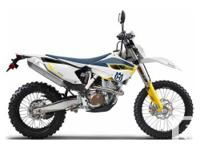 Street legal Dirtbike! Competition-Level Performance,