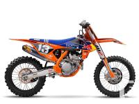 Taking Deposits now ! The Whip The 250 SX-F Factory