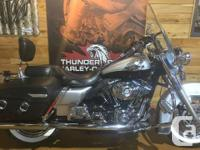100th Anniversary FLHRCI Road King ClassicThis is the