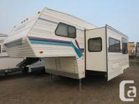 Description: 1997 Vanguard 260 5th Wheel, very clean