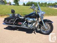 Great working Road King with nice extras such as Vance