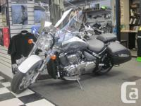 NEW BIKE WITH 5yr WARRANTY. NOW ONLY $10,999 + HST AND