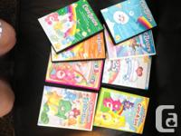 10 Care Bear DVDs. Call or text