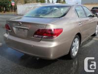 Make Lexus Model ES 330 Year 2005 Colour Beige kms