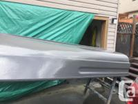 Bottom of hull re-glassed and painted 2 years ago.