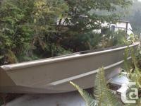 10 ft. Aluminum G3 duck boat model 1036 as new 51