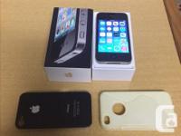 I`m selling my iPhone 4 16G black colour has 16 gaga