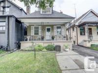 Overview Nice & Warm Detached Home Nestled In The